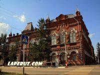 Уездное собрание (Администрация Аткарского муниципального района) — Аткарск, улица Советская, 64