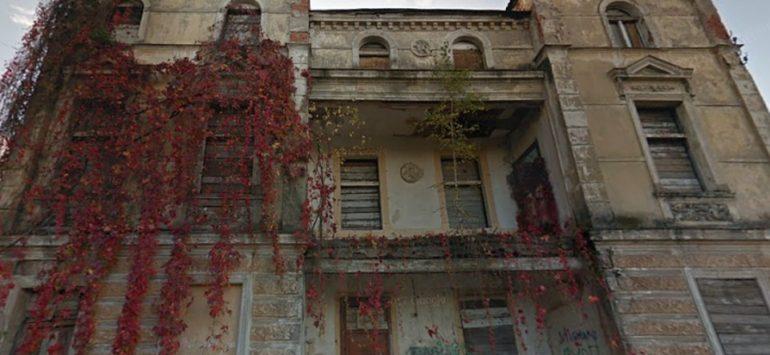 В Калининградской области снесли историческое здание