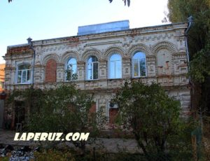 Церковно-приходская школа — Энгельс, улица Ленина, 1