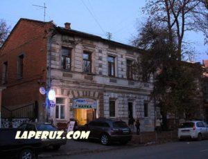 Доходный дом Е.Д. Ясинской — Саратов, улица Сакко и Ванцетти, 42