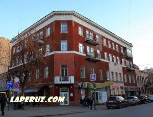 Доходный дом О.Н. Герман — Саратов, проспект Кирова, 37