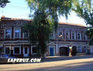Дом А.И. Нейбергера — Саратов, улица Киселёва, 6