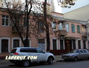 Доходный дом С.И. Козлова — Саратов, улица Яблочкова, 12