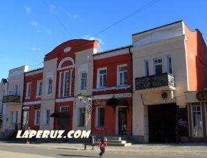 Доходный дом В.Ф. Юренковой — Саратов, улица Волжская, 3