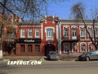 Доходный дом В.С. Замоткина — Саратов, улица Большая Казачья, 22
