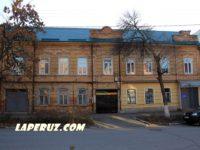 Дом А.А. Адельфанского — Саратов, улица Сакко и Ванцетти, 47