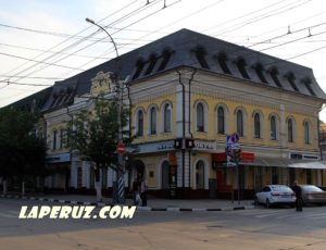 Дом купца Д.Б. Зейферта — Саратов, улица Горького, 39