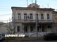 Дом И.И. Лисунова — Саратов, улица Киселёва, 12