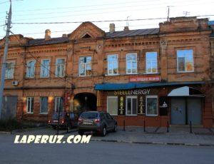 Дом М.М. Тимофеева — Саратов, улица Сакко и Ванцетти, 45