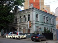 Жилой дом — Саратов, улица Радищева, 8