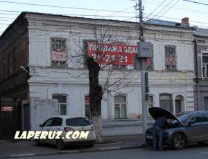 Жилой дом — Саратов, улица Большая Казачья, 54