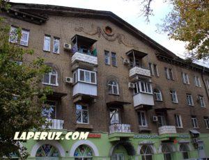 Жилой дом — Саратов, проспект Энтузиастов, 30