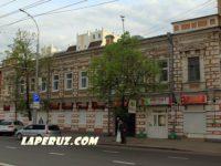 Жилой дом — Саратов, улица Московская, 107