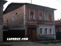 Жилой дом — Саратов, улица Первомайская, 34