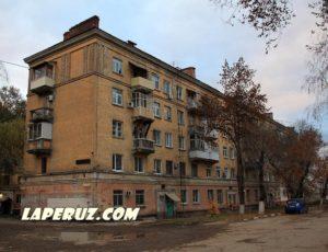Жилой дом — Саратов, улица Орджоникидзе, 12