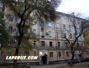Жилой дом — Саратов, улица Орджоникидзе, 14