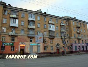 Жилой дом — Саратов, улица Орджоникидзе, 16
