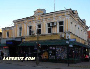 Жилой дом — Саратов, улица Вольская, 44