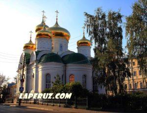Храм в честь святого преподобного Сергия Радонежского — Нижний Новгород, улица Сергиевская, 25А