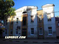 Главный дом усадьбы В.А. Агарёвой — Саратов, улица Киселёва, 73 / улица Рахова, 136, 138