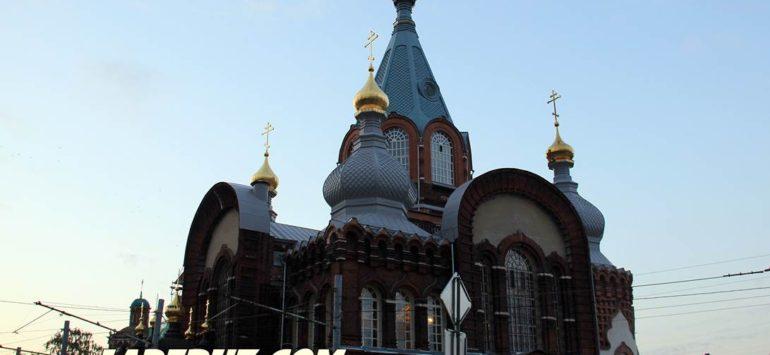 Храм Владимирской иконы Божией Матери — Нижний Новгород, улица Гордеевская, 141А