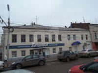Жилой дом — Рязань, улица Кольцова, 6