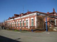 Больница (Инфекционный корпус Петровской ЦРБ) — Петровск, улица Красноармейская, 14