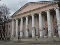 Губернская больница (Городская поликлиника №14) — Рязань, улица Семинарская, 46