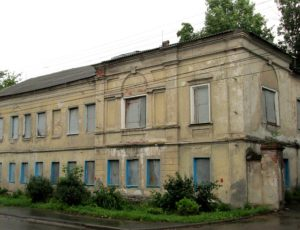 Дашковская богадельня — Рязань, улица Затинная, 80
