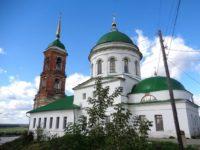 Ильинская церковь — Касимов, улица Старый Посад, 1А