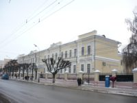Окружной суд (Рязанский областной суд) — Рязань, улица Ленина, 37