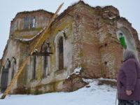 Острогожские сельчане собирают средства на восстановление Троицкого храма