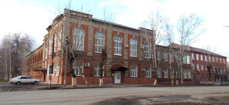 Реальное училище — Петровск, улица Советская, 45