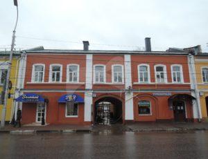 Жилой дом — Рязань, улица Краснорядская, 9