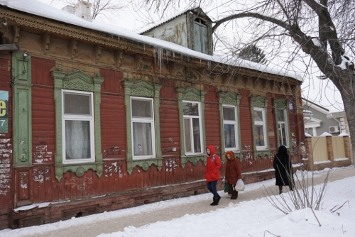 В Уфе отреставрированы два усадебных дома