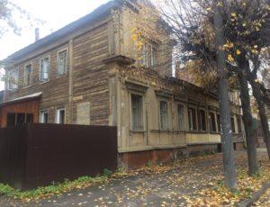 Рязань, улица Щедрина, 31