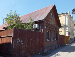 Рязань, улица Щедрина, 33