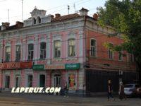 Доходный дом М.Н. Осипова — Саратов, улица Московская, 108