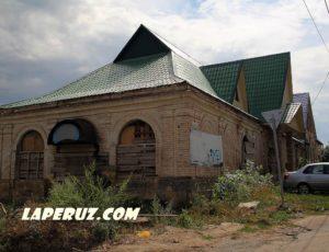 Дом Плигина — Вольск, улица Октябрьская, 117