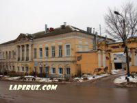 Дом Скорнякова (Львова) — Касимов, Соборная площадь, 15