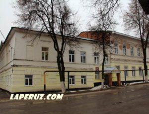 Духовное училище — Касимов, Школьный переулок, 2
