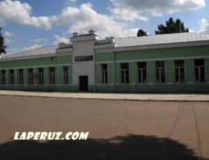 Железнодорожный вокзал — Петровск, улица Железнодорожная, 14