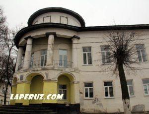 Женская гимназия (Школа №1) — Касимов, Школьный переулок, 1