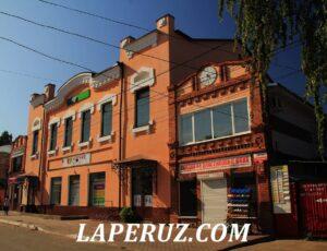 Кинотеатр — Хвалынск, улица Петрова-Водкина, 12