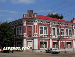 Мануфактурный магазин (Районный Дом культуры) — Петровск, улица Московская, 86
