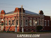 Особняк купца Кащеева — Хвалынск, улица Советская, 49