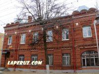 Дом М.Д. Курпеля (Министерство финансов Рязанской области) — Рязань, улица Почтовая, 51