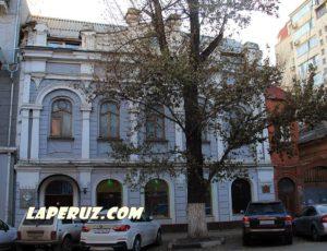 Усадьба П.И. Черномашенцева — Саратов, улица Большая Казачья, 21