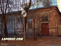 Флигель городской усадьбы — Саратов, улица Шевченко, 49