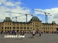 Музеи Московского Кремля переместятся в ГУМ